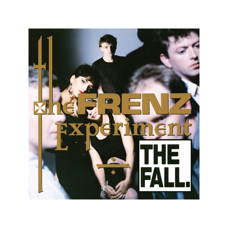 THE FALL - THE FRENZ EXPERIMENT (EXPANDED EDITION)