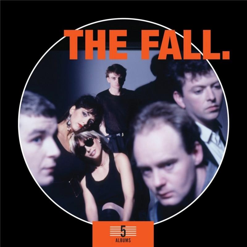 THE FALL - 5 ALBUM BOX SET