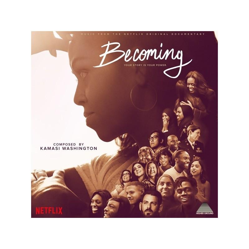 KAMASI WASHINGTON - BECOMING