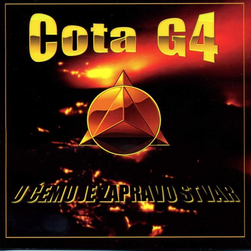COTA G4 - U ČEMU JE ZAPRAVO STVAR