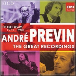 ANDRÉ PREVIN - THE GREAT...