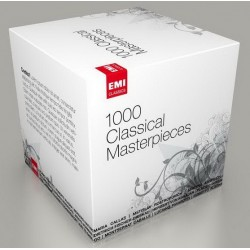 1000 CLASSICAL MASTERPIECES