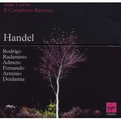 HANDEL - SIX OPERAS (BOX SET)