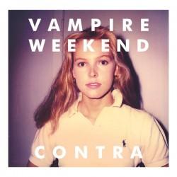 VAMPIRE WEEKEND - CONTRA - 1LP