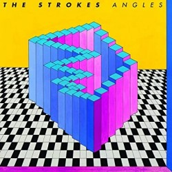 THE STROKES - ANGELS - 1LP