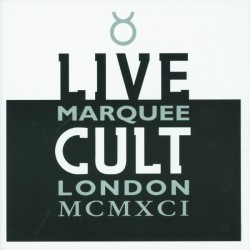 THE CULT - LIVE CULT...