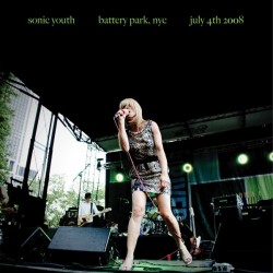 SONIC YOUTH - BATTERY PARK...