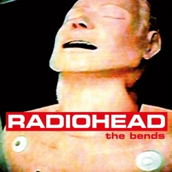 RADIOHEAD - THE BENDS - 1LP