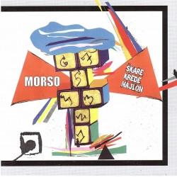 MORSO - SKARE KREDE NAJLON