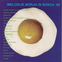 VARIOUS ARTISTS - MELODIJE MORJA IN SONCA '98