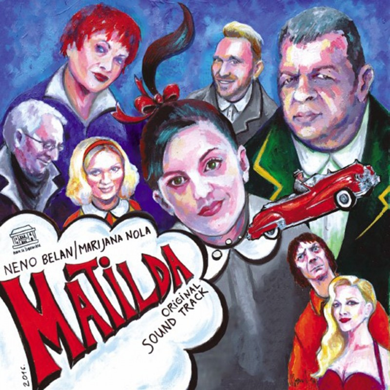 VARIOUS ARTISTS - MATILDA