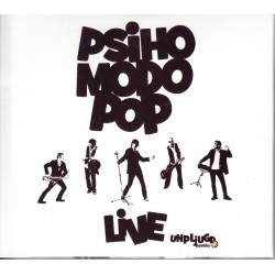 PSIHOMODO POP - LIVE UNPLJUGED