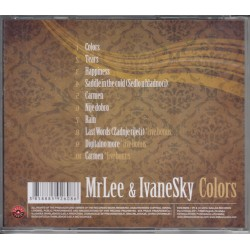 MRLEE & IVANESKY- COLORS