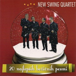 NEW SWING QUARTET - 20 CHRISTMAS & GOSPEL FAVOURITES