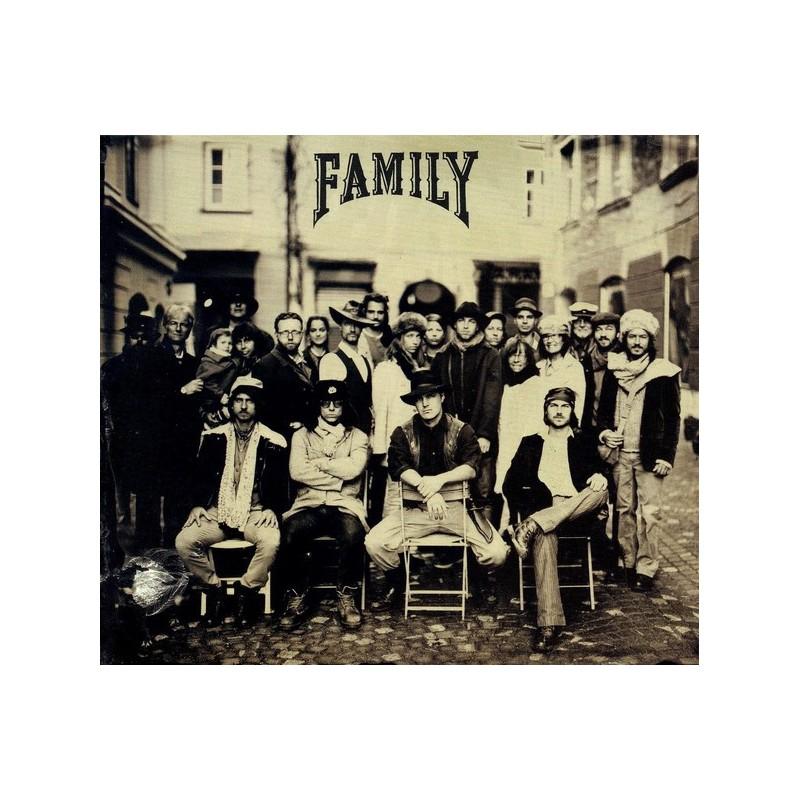 PRISMOJENI PROFESORJI BLUESA - FAMILY