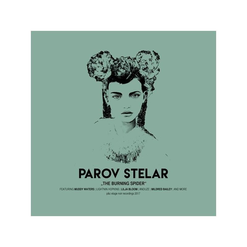 PAROV STELAR - THE BURNING SPIDER - LP