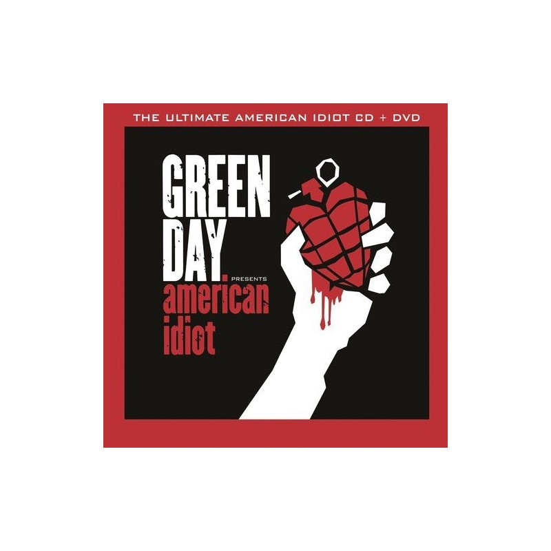 GREEN DAY - THE ULTIMATE AMERICAN IDIOT