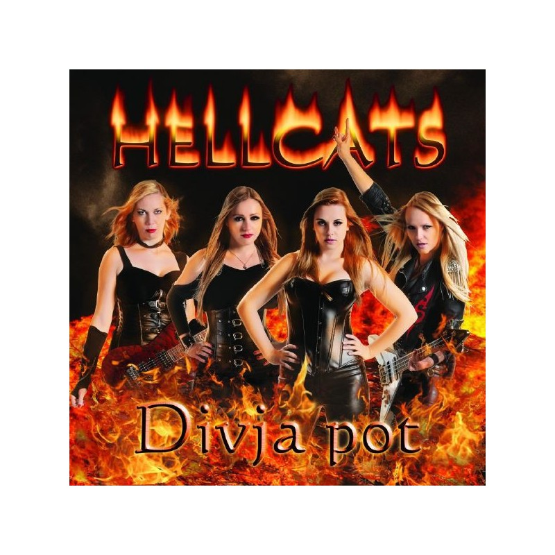HELLCATS - DIVJA POT
