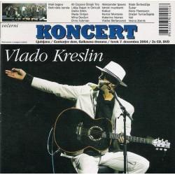 KRESLIN VLADO - KONCERT/2CD+DVD