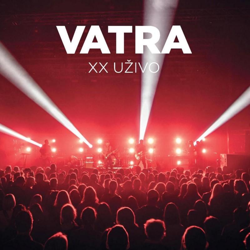 VATRA  - XX Dom sportova uživo