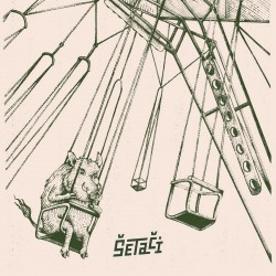 Šetači - Galaksija (vinyl)