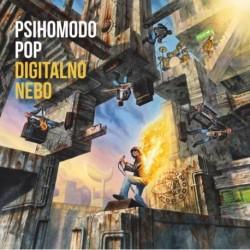 PSIHOMODOPOP - DIGITALNO NEBO - LP